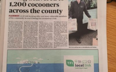 Wellbeing Packs Being Delivered To 1,200 Cocooners Across The Country